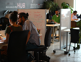Impact hubs provide the tools for social change