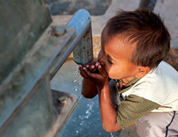Water: One of the First Casualties of War